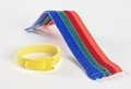 12mm x 200mm VELCRO® brand Adjustable Ties Assorted Colours