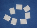 1000 - 25mm Hook and Loop Squares - VEL31