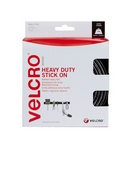 Heavy Duty Stick On Velcro 50mm x 2.5m